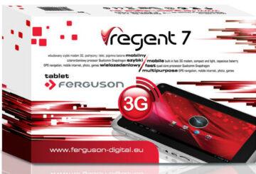 "Ferguson Regent 7"" 3G tablet Ελληνικό unboxing 2"