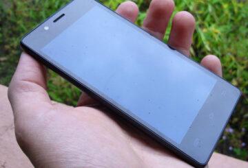 "Xiaocai X9 Review με τον ΜΤΚ6589 και οθόνη 4.5"" 2"
