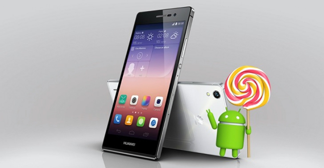 Huawei-Ascend-P7-Lollipop