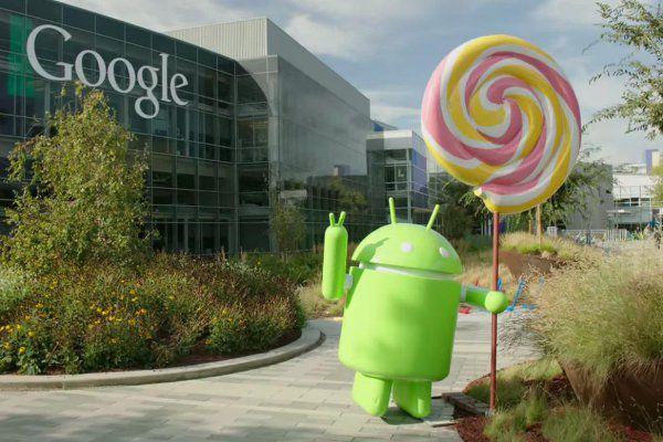 nexus 4 lollipop android