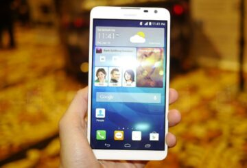Huawei Ascend Mate 2 update lollipop