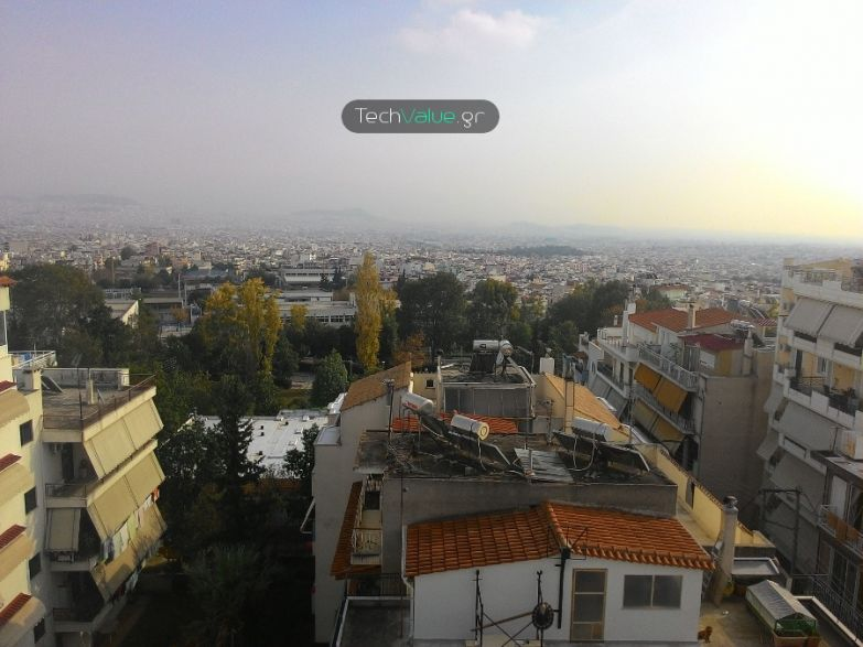 Asus ZenFone 5 camera review town