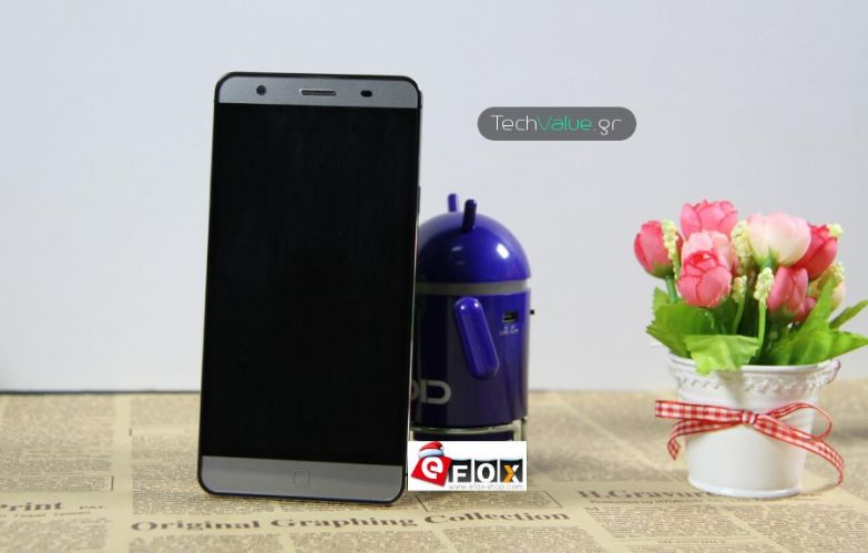 Elephone P7000 front touch