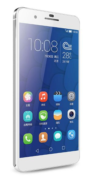 Huawei Honor 6 Plus dual front