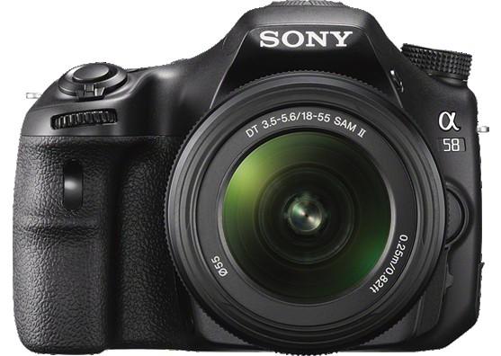Sony A58 οικονομική DSLR
