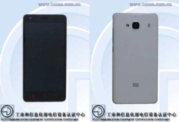 Xiaomi Redmi 2S: Ο αντικαταστάτης του Redmi 1S αποκαλύπτεται 2