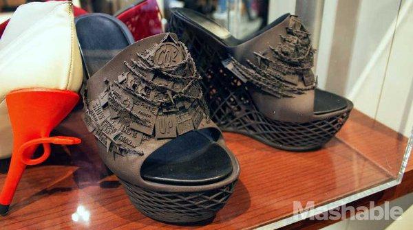 3D Printed παπούτσια