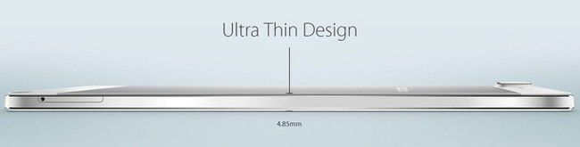 Ultra Thin Design