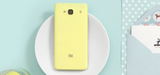 Xiaomi Redmi 2 official