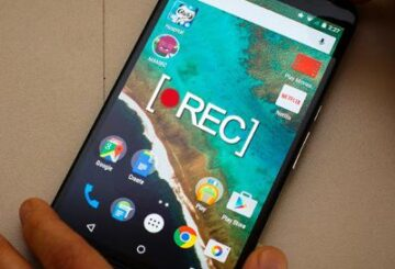 Android Video Screen Recorder