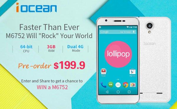 iOcean Rock MT6752 τιμη price