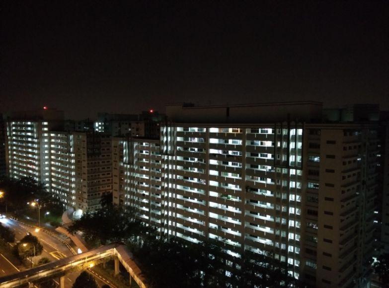 Xiaomi Mi Note καμερα review νυχτερινη ληψη