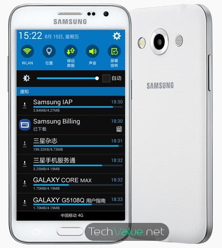 Samsung Galaxy Core amoled