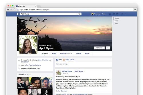 Facebook after life
