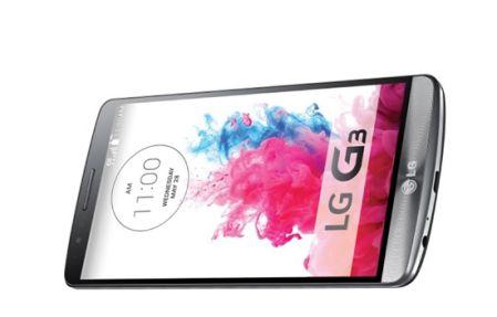 LG G3 σχεδιαση