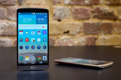 LG G3 Review Photo
