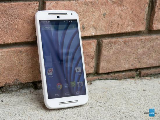 Motorola Moto G 2014 2nd gen