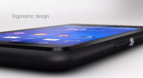 Sony Xperia E4g 4