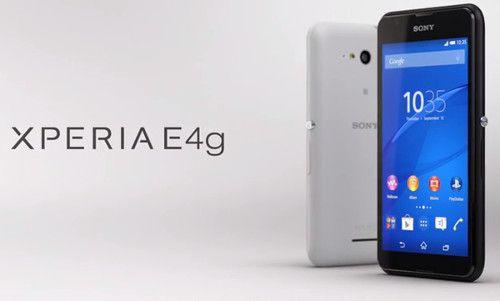 Sony Xperia E4g κινητο