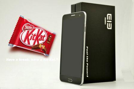 MediaTek Kitkat 4.4 Elephone P8