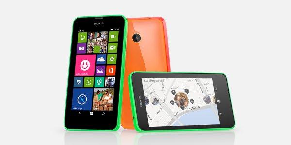 microsoft lumia 635 1GB ram