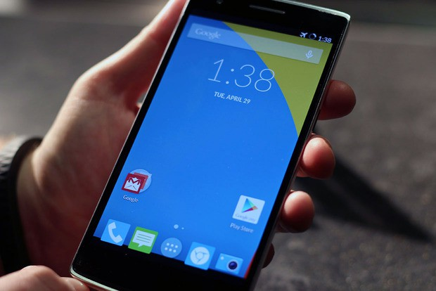 oneplus one hands-on