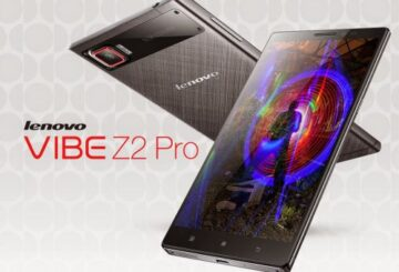 Lenovo Vibe Z2 Pro με 2K οθόνη από την Lenovo 2