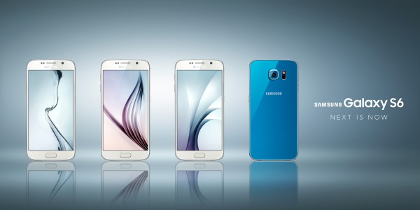 samsung galaxy s6 white blue