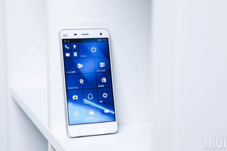 xiaomi windows 10 rom smartpone