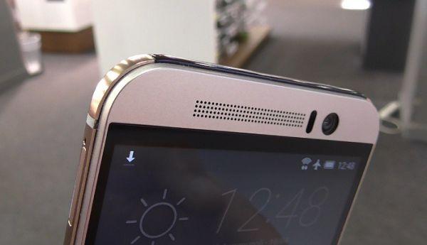 HTC One M9 κατασκευη ποιοτητα