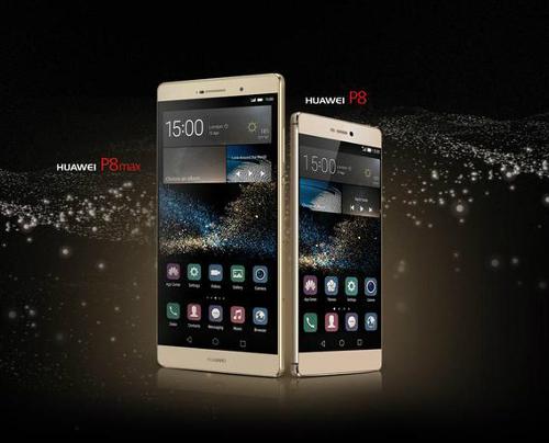Huawei P8 max& lite