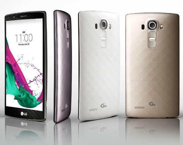 LG G4 χαρακτηριστικα