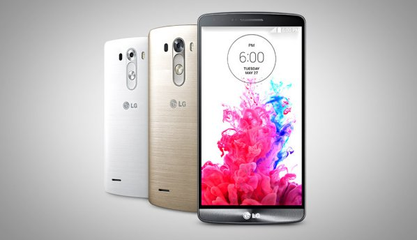 LG G3S Android Lollipop