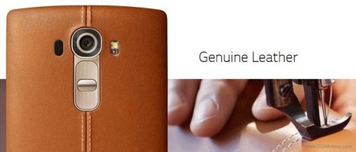 LG G4 δερμα lether