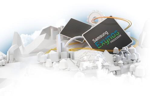 Samsung Exynos custom cores