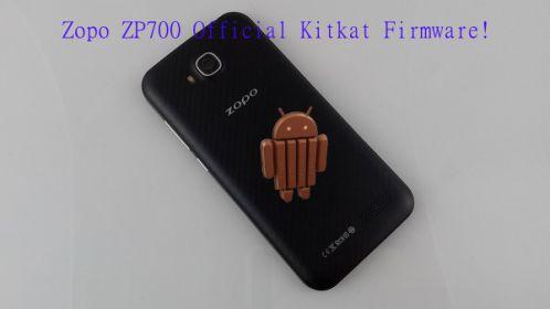 Zopo ZP700 KitKat rom download
