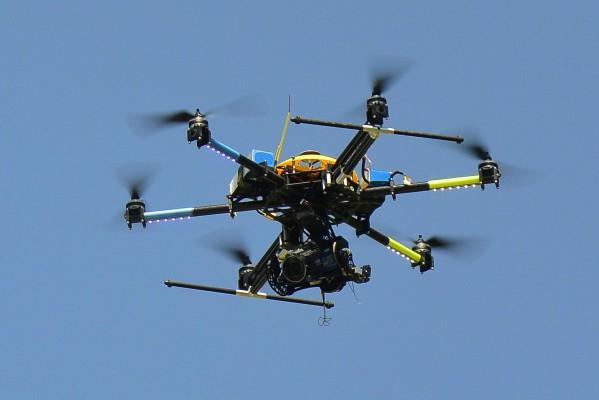3D Printer drone katafigio