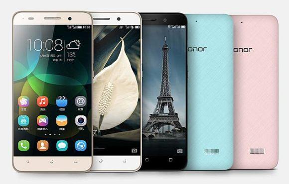 Huawei Honor 4C χρωματα