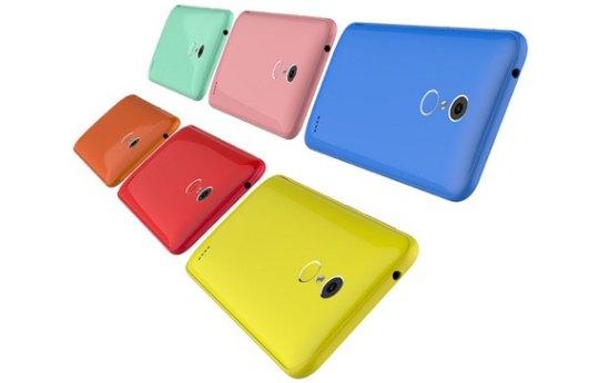 ZTE A880 colors