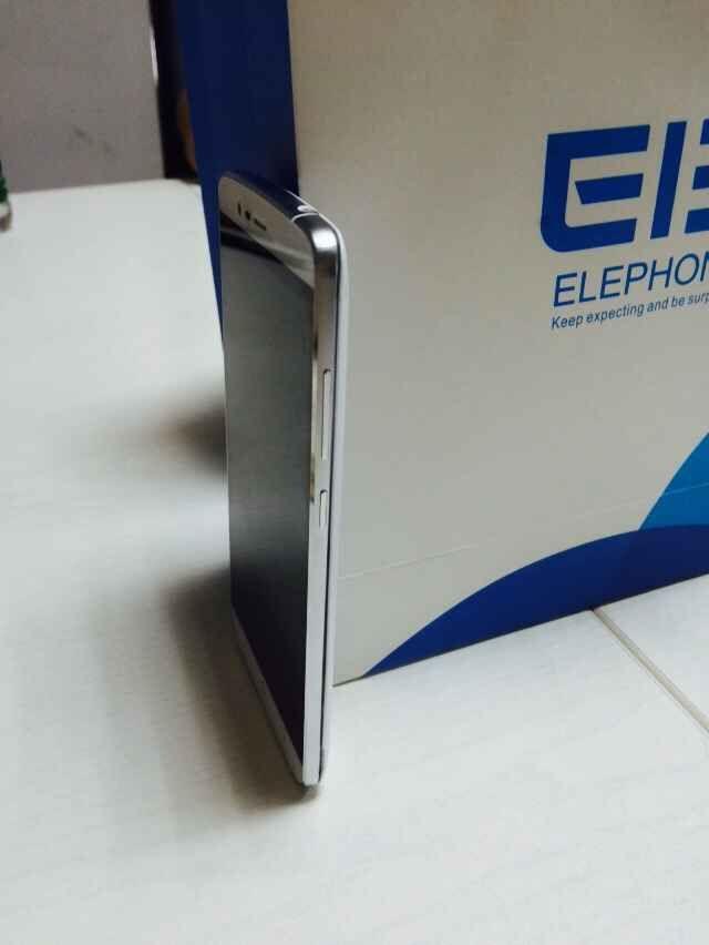 Elephone P8000 Box