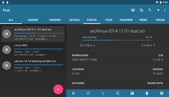 torrent app for android