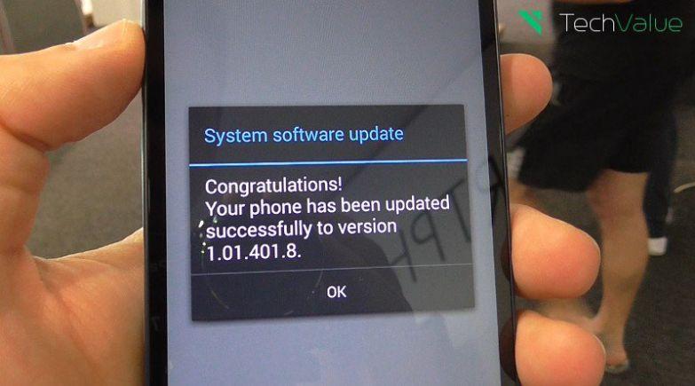 HTC Desire 626G firmware update