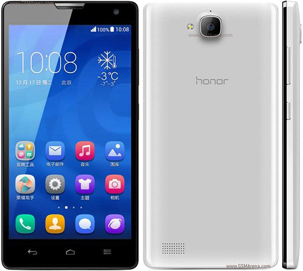 Huawei Honor 3C Android Kitkat