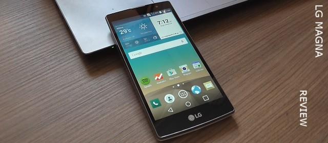 LG Magna Review