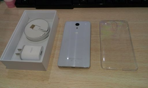 letv one x600 unboxing case