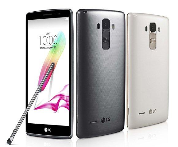 LG G4 Stylus stylo marshmallow android
