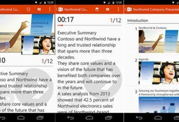 Office Remote: Χειριστείτε το Office από Android και WP κινητό 6