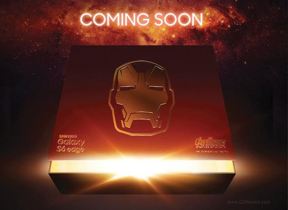 Iron Man Box Galaxy