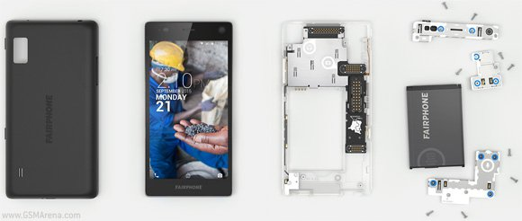 Fairphone 2 smartphone