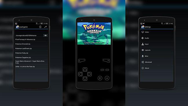 Gameboy-Advanced-Emulator